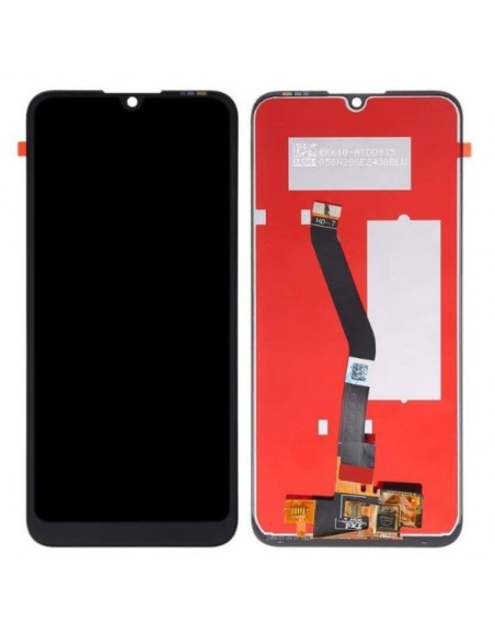Y6S LCD Screen and Digitizer Assembly - Black Huawei - 1