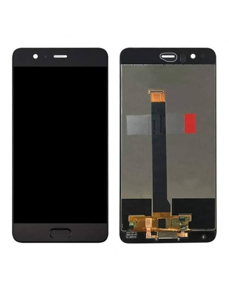 P10 Plus LCD Screen and Digitizer Assembly - Black Huawei - 1