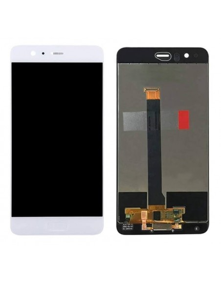 P10 Plus LCD Screen and Digitizer Assembly - White Huawei - 1