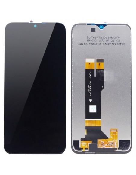 Nokia 2.3 LCD Screen and Digitizer Assembly - Black Nokia/Microsoft - 1