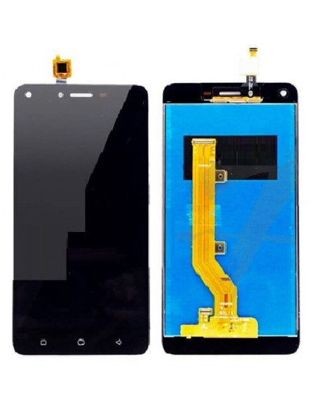 Tecno Spark 7 LCD Screen Digitizer Assembly - Black  - 1