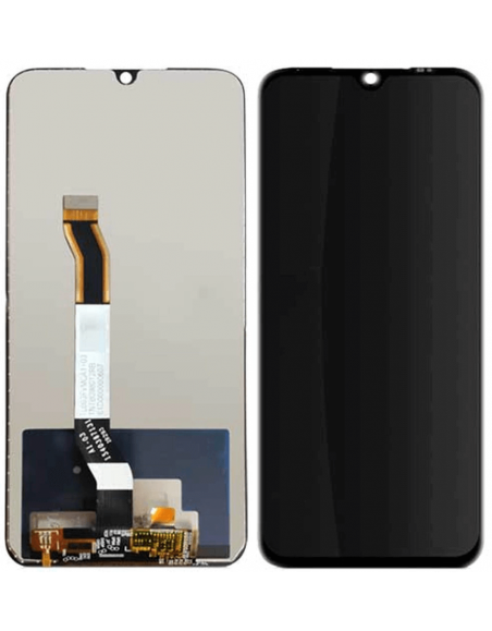 Xiaomi Mi Note 8 LCD Screen and Digitizer Assembly - Black Xiaomi  - 1