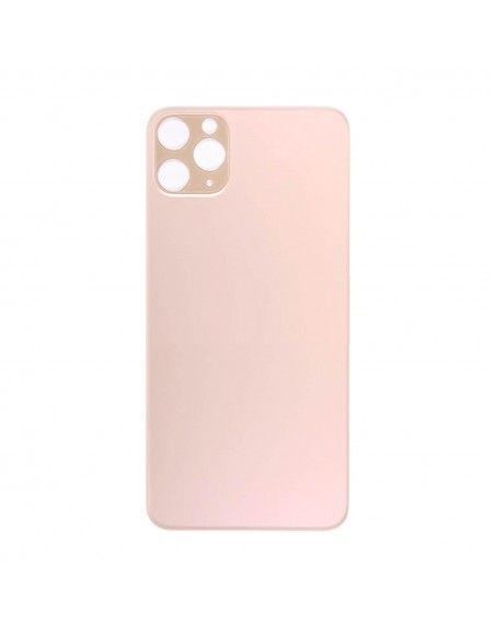 iPhone 11 Pro Back Cover - Gold Apple - 1