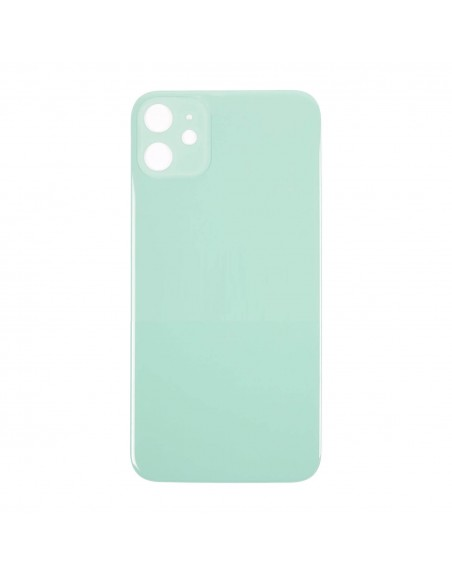 iPhone 11 Back Cover - Green Apple - 1