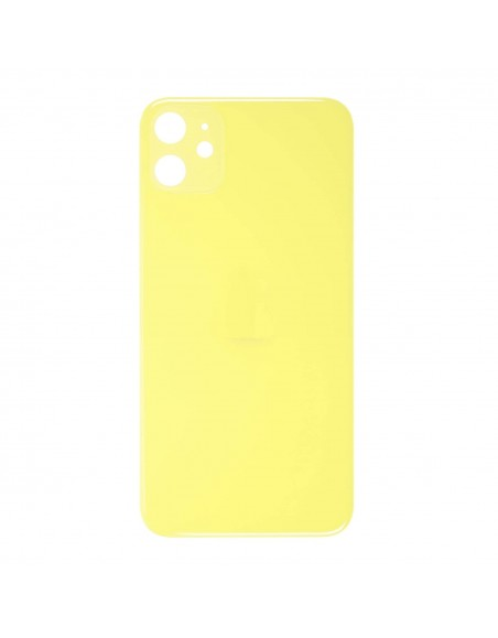 iPhone 11 Back Cover - Yellow Apple - 1