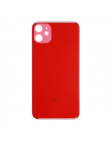 iPhone 11 Back Cover - Red Apple - 1