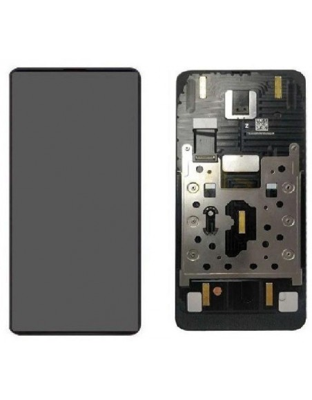 Xiaomi Mi Mix 3 LCD Screen and Digitizer Assembly with Frame - Black Xiaomi  - 1