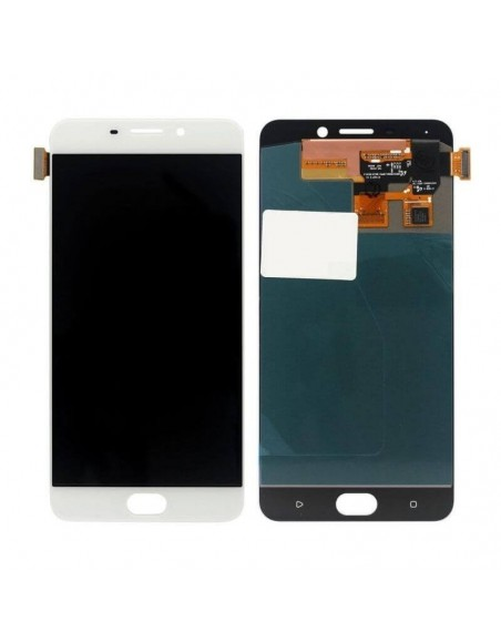 Oppo F1 Plus LCD Screen and Digitizer Assembly - White - OLED Oppo - 1