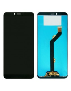 Infinix Hot 6 Pro LCD Screen and Digitizer Assembly - Black