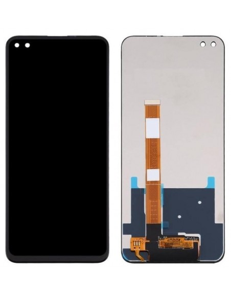 Oppo A92S LCD Screen and Digitizer Assembly - Black Oppo - 1
