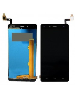 Infinix Hot 4 LCD Screen and Digitizer Assembly - Black