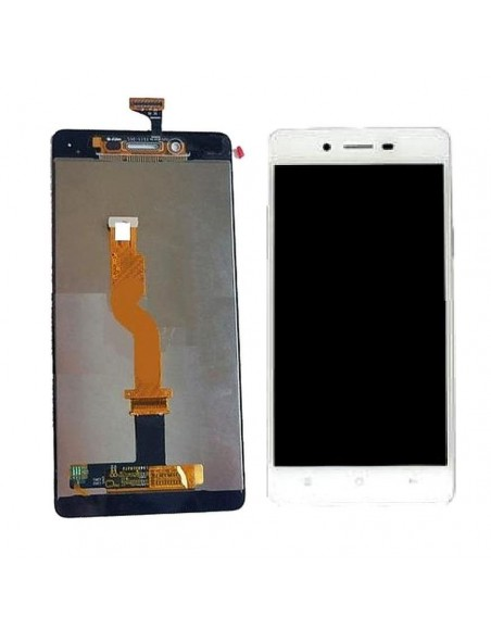 Oppo A51 LCD Screen and Digitizer Assembly - White Oppo - 1