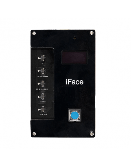 IFace Matrix Tester For iPhone X/XS/Xr/Xsmax/11Pro Max Face ID Testing Repair for iPAD A12 One click to Detect Dot Projector  -