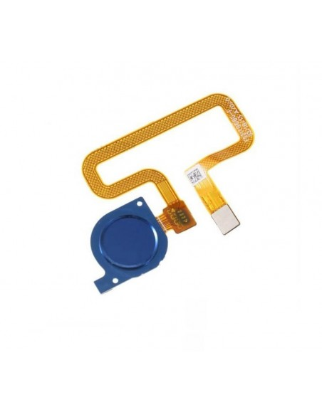 Y7 2018 Y7 prime 2018, Enjoy8 Fingerprint Flex Cable - Blue Huawei - 1