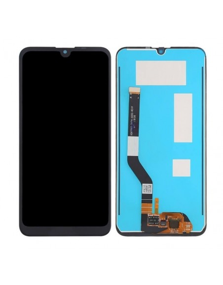 Y7 2019 / Y7 Pro 2019 LCD Screen and Digitizer Assembly - Black Huawei - 1