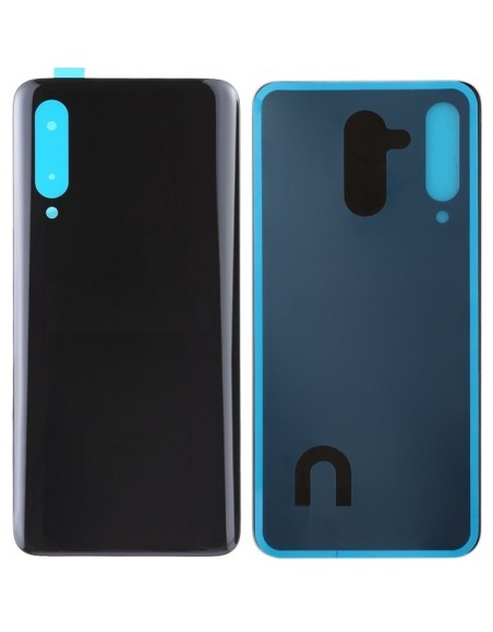Xiaomi Mi 9 Back Cover - Black Xiaomi  - 1