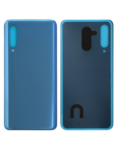 Xiaomi Mi 9 Back Cover - Blue Xiaomi  - 1