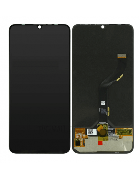 Tecno Phantom 9 LCD Screen Digitizer Assembly - Black  - 1