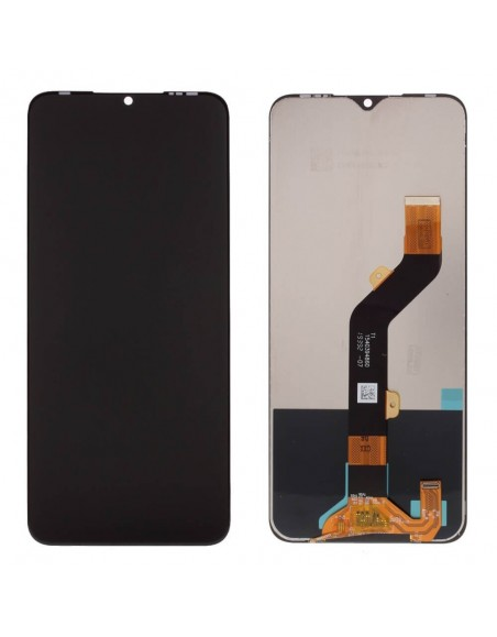 Infinix Hot 9 Play LCD Screen and Digitizer Assembly - Black Infinix - 1