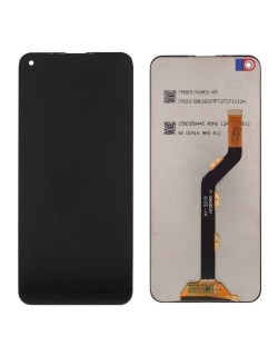 Infinix Hot 9 x655 LCD Screen and Digitizer Assembly - Black