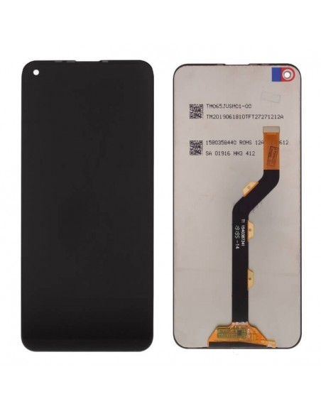 Infinix Hot 9 x655 LCD Screen and Digitizer Assembly - Black Infinix - 1
