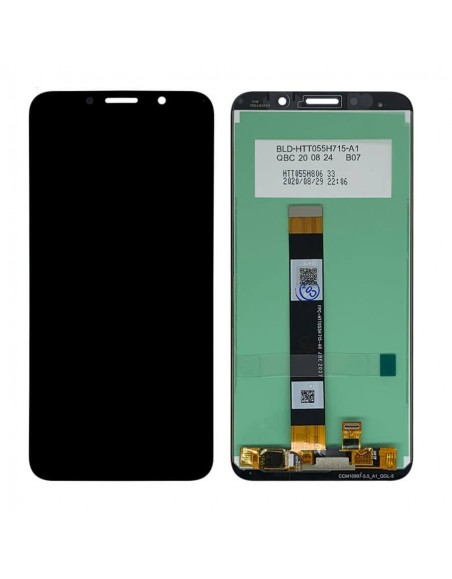 Huawei Y5P 2020 LCD Screen and Digitizer Assembly - Black Huawei - 1