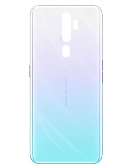 Oppo A5 / A9 2020 / A11X Back Cover - White Oppo - 1