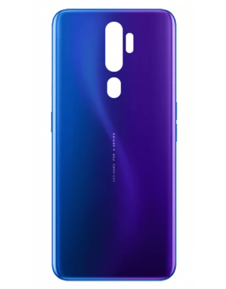 Oppo A5 / A9 2020 / A11X Back Cover - Blue Oppo - 1