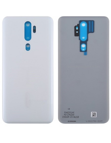 Oppo F11 Back Cover - White Oppo - 1