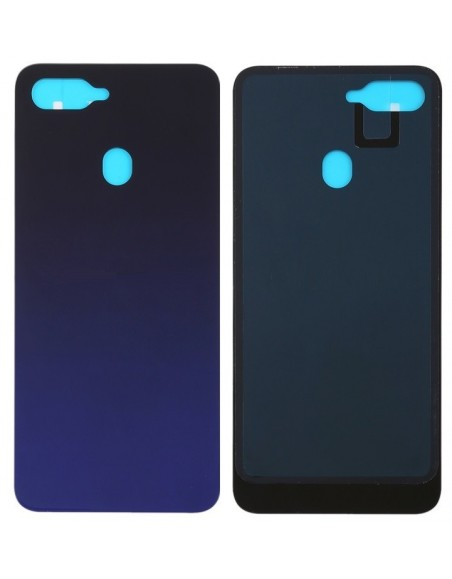 Oppo F9 / A7X Back Cover - Blue Oppo - 1