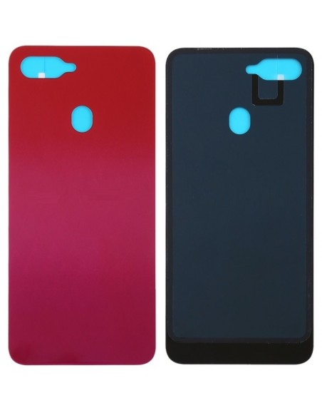 Oppo F9 / A7X Back Cover - Red Oppo - 1