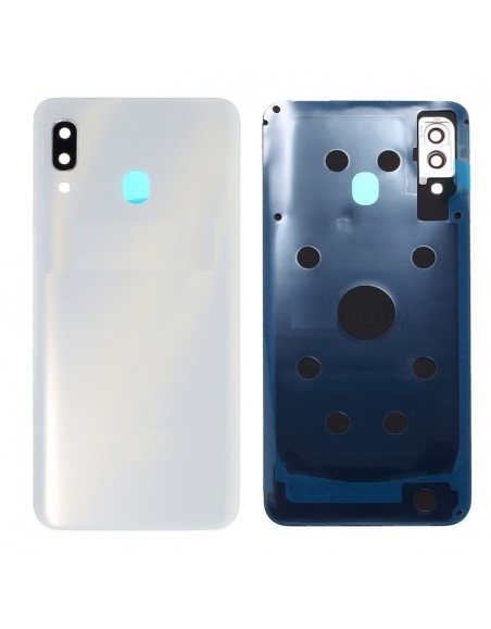 Galaxy A30 SM-A305F/DS Back Cover - White Samsung - 1