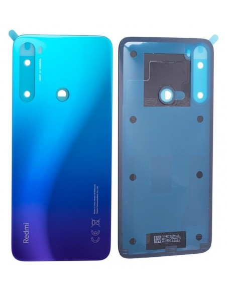 Xiaomi Redmi Note 8 Back Cover - Blue Xiaomi  - 1