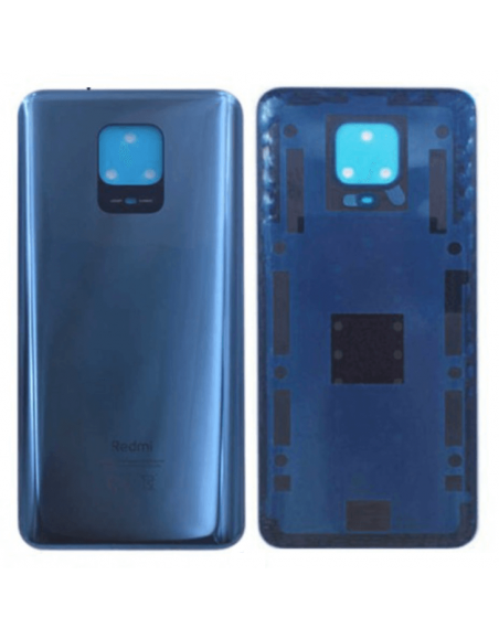 Xiaomi Redmi Note 9S / Note 9 Pro Back Cover - Blue Xiaomi  - 1