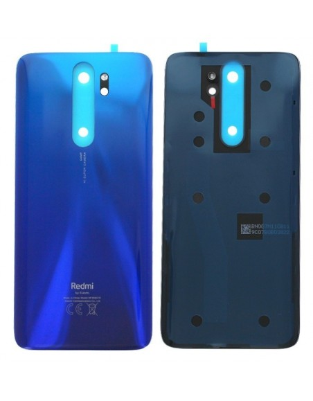 Xiaomi Redmi Note 8 Pro Back Cover - Blue Xiaomi  - 1