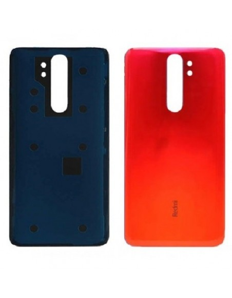 Xiaomi Redmi Note 8 Pro Back Cover - Red Xiaomi  - 1