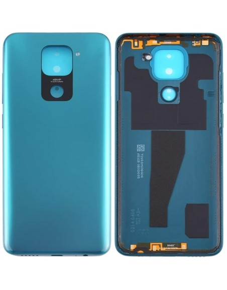 Xiaomi Redmi Note 9 / Redmi 10X Back Cover - Green Xiaomi  - 1