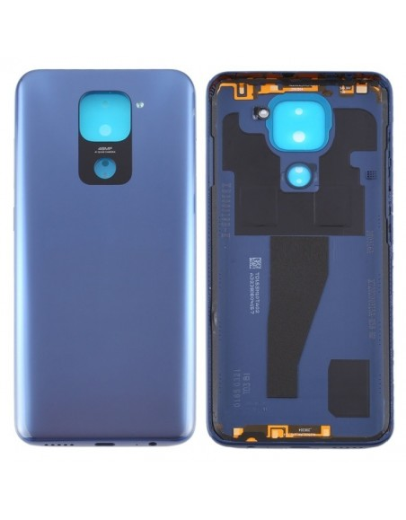 Xiaomi Redmi Note 9 / Redmi 10X Back Cover - Blue Xiaomi  - 1