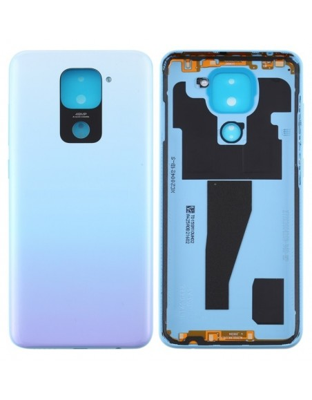 Xiaomi Redmi Note 9 / Redmi 10X Back Cover - White Xiaomi  - 1