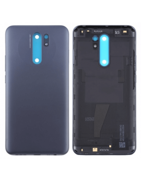 Xiaomi Redmi 9 Back Cover - Black Xiaomi  - 1