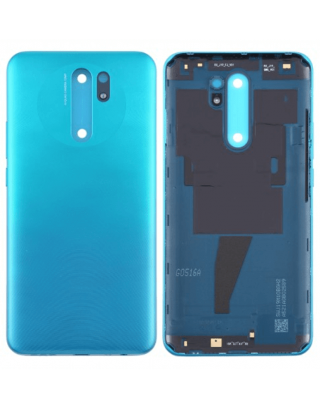 Xiaomi Redmi 9 Back Cover - Green Xiaomi  - 1