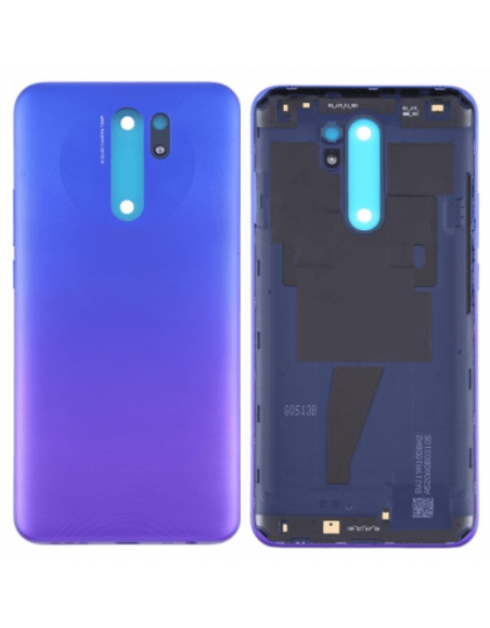 Xiaomi Redmi 9 Back Cover - Blue Xiaomi  - 1