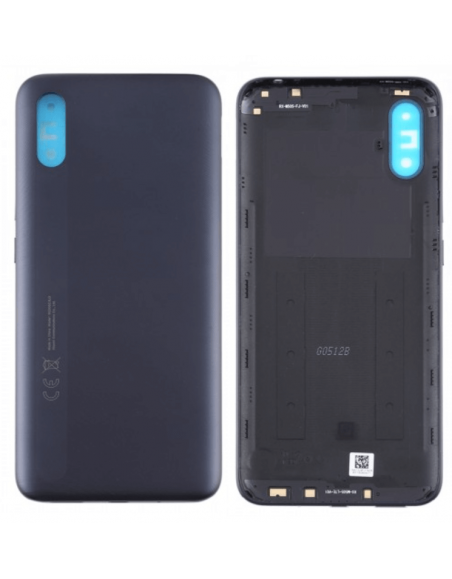 Xiaomi Redmi 9A Back Cover - Black Xiaomi  - 1