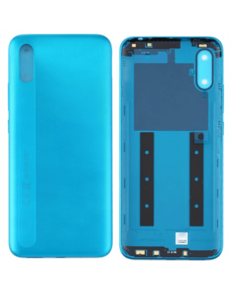 Xiaomi Redmi 9A Back Cover - Green Xiaomi  - 1
