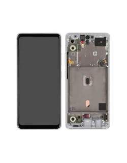 Galaxy A51 5G SM-A516F/DSN LCD Screen Digitizer Assembly - white