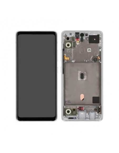 Galaxy A51 5G SM-A516F/DSN LCD Screen Digitizer Assembly - white Samsung - 1