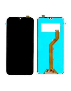 Infinix S4 LCD Screen and Digitizer Assembly - Black