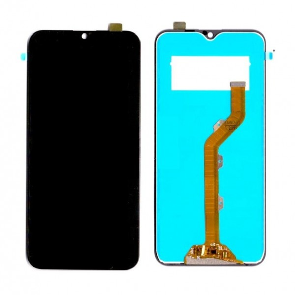 Infinix S4 LCD Screen and Digitizer Assembly - Black Infinix - 1