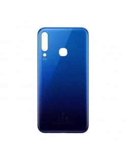 Infinix S4 Back Cover - Blue