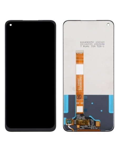 Oppo A52 2020 LCD Screen and Digitizer Assembly - Black Oppo - 1